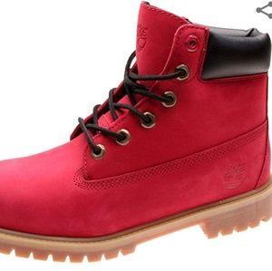 Timberland 6598R Boy's 6in Premium Waterproof Boot